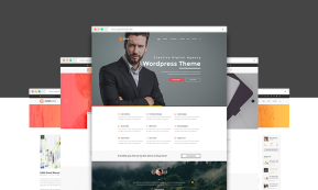 SuperShot – Creative Multi-Purpose Joomla Template (Joomla)