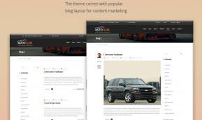 Auto Club – Responsive Car Dealer Joomla Template (Joomla)