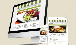 JSN Gruve-Responsive Joomla Restaurant Template (Joomla)
